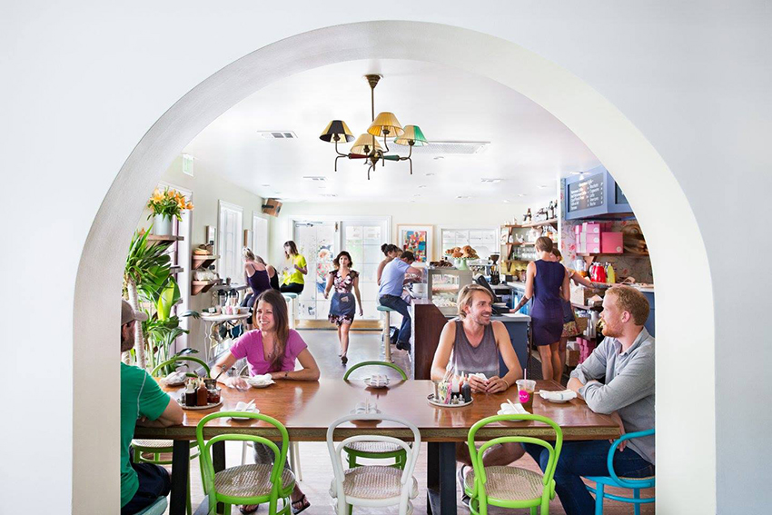 Elizabeth St. Café : Facebook photo by Casey Dunn - Five Restaurants to Try in Austin