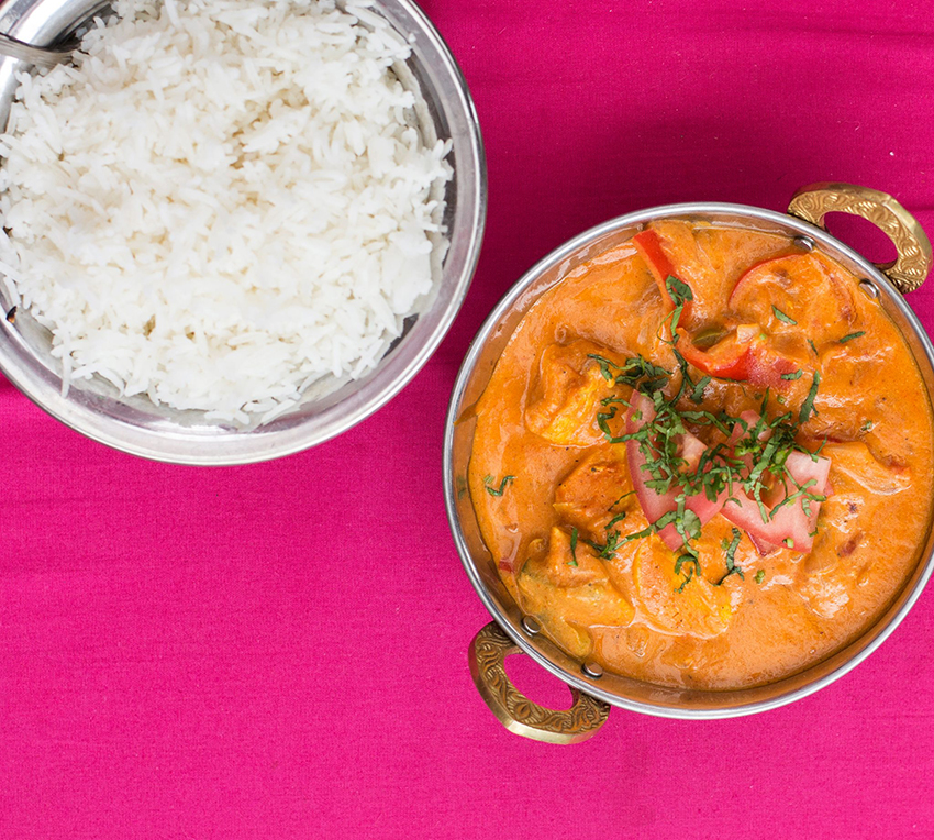 G'Raj Mahal : Facebook - Five Restaurants to Try in Austin
