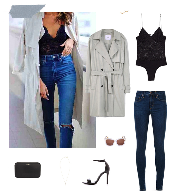 Bodysuits with Jeans | How She'd Wear It with Style and Cheek