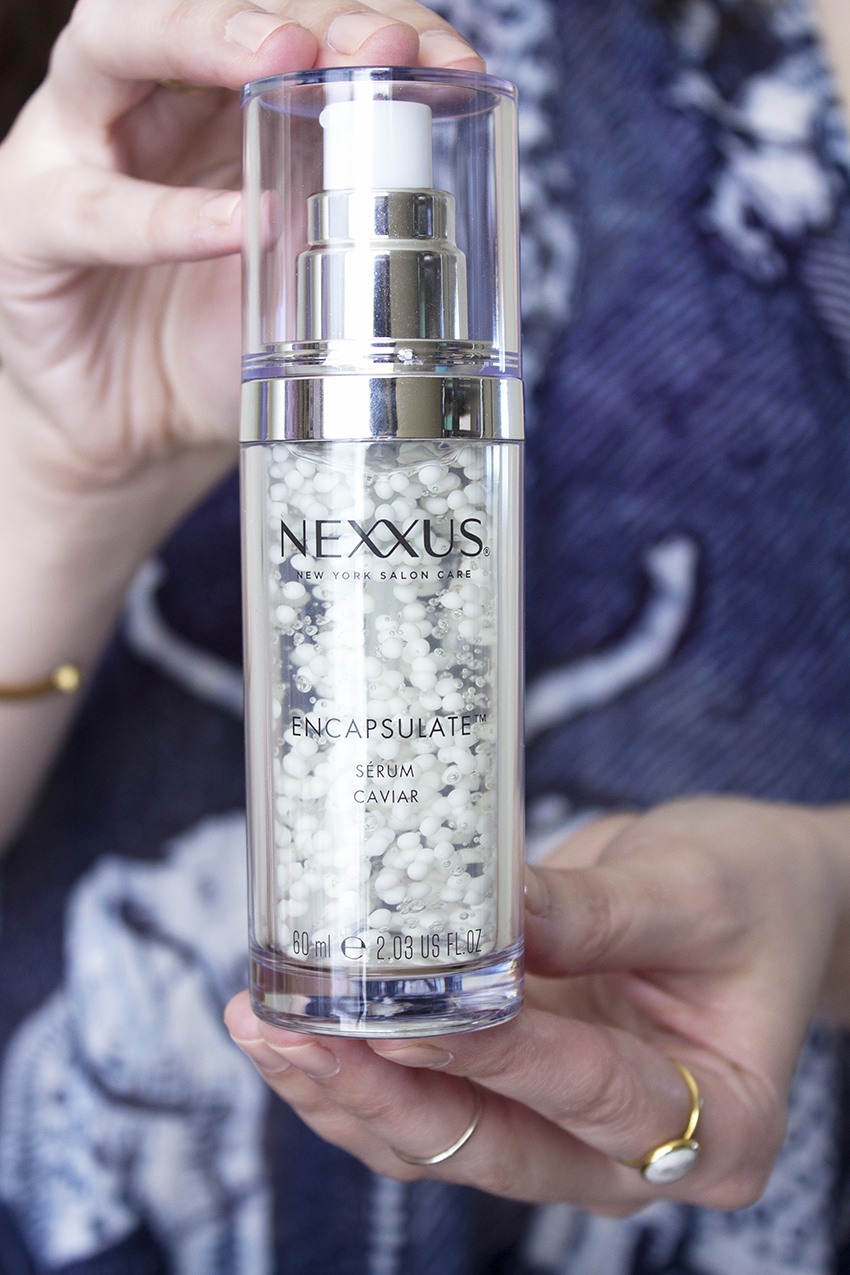 Nexxus New York Salon Care HUMECTRESS Encapsulate™ Serum - Nexxus New York Salon Care Review
