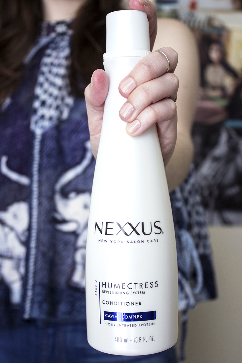 Nexxus New York Salon Care HUMECTRESS Replenishing Conditioner - Nexxus New York Salon Care Review