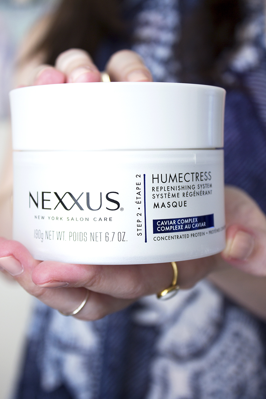 Nexxus New York Salon Care HUMECTRESS Restoring Masque - Nexxus New York Salon Care Review