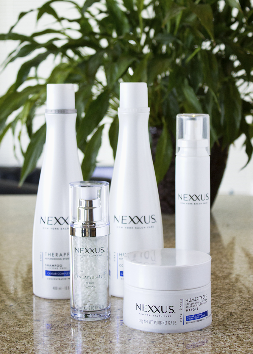 Nexxus New York Salon Care THERAPPE & HUMECTRESS System - Nexxus New York Salon Care Review