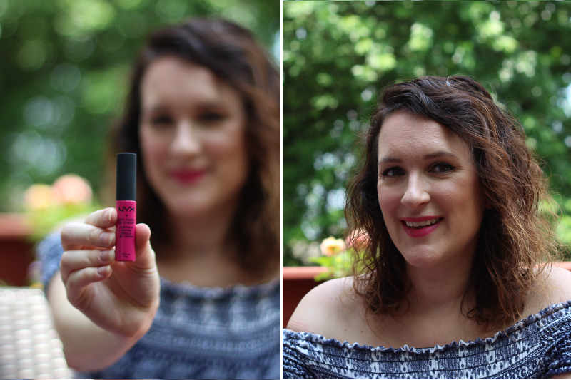 Summer Lip Colors: NYX Soft Matte Lip Cream in Addis Ababa | Beauty Basics