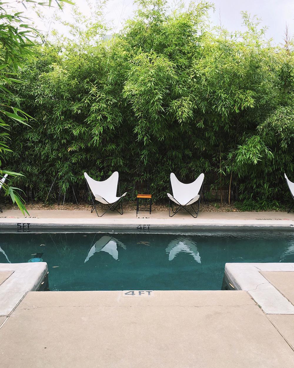 Hotel San Jose Review - Hotel San Jose pool Austin, TX