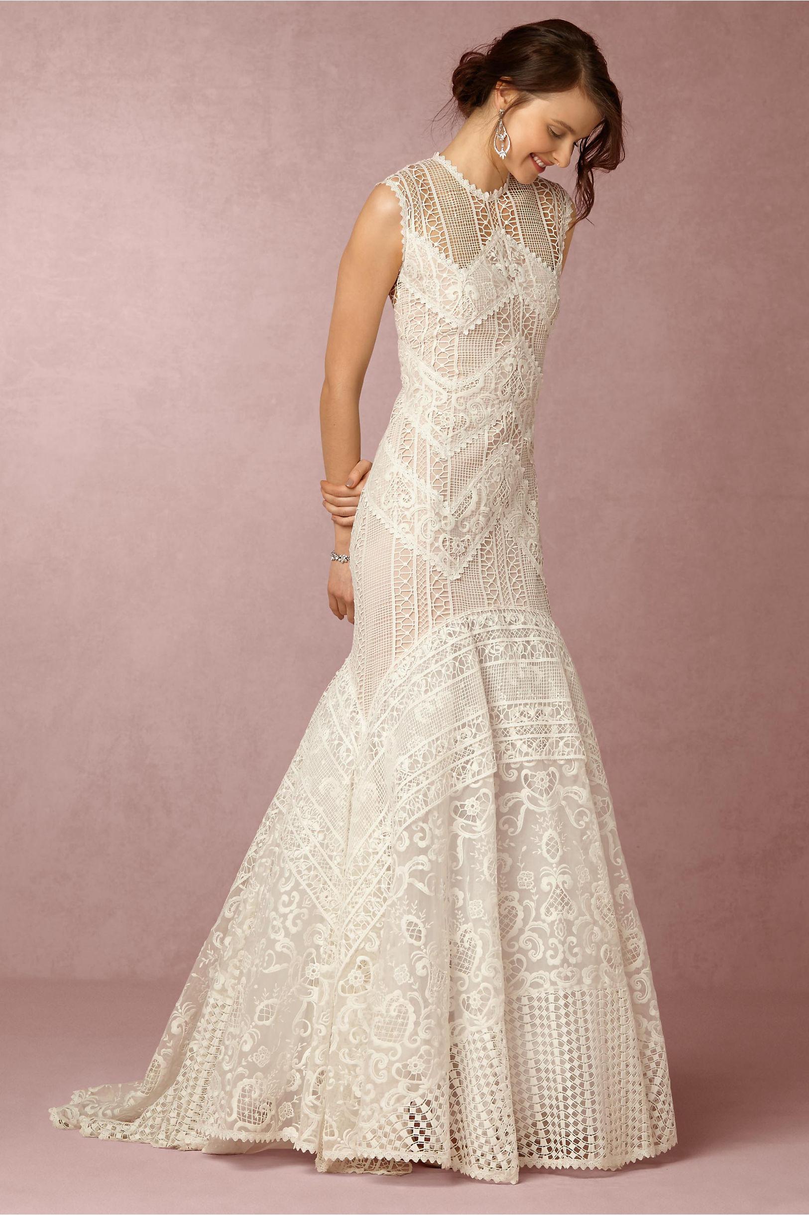 Fancy Friday - BHLDN Wedding Gowns