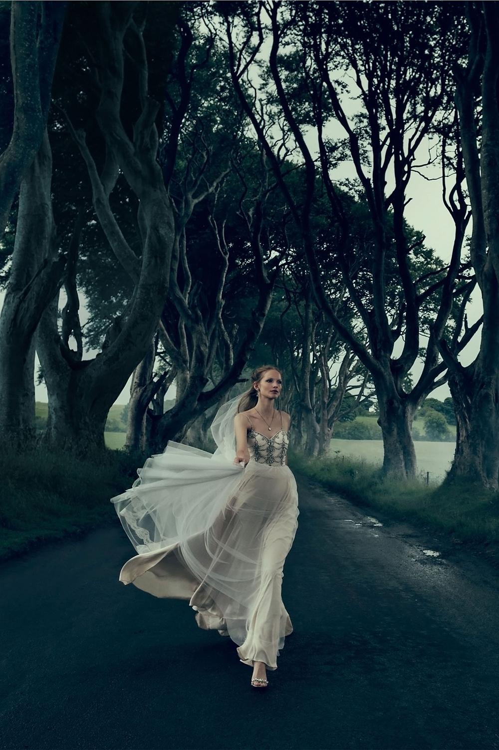 BHLDN Freya Gown Inspiration shot - BHLDN Wedding Gowns