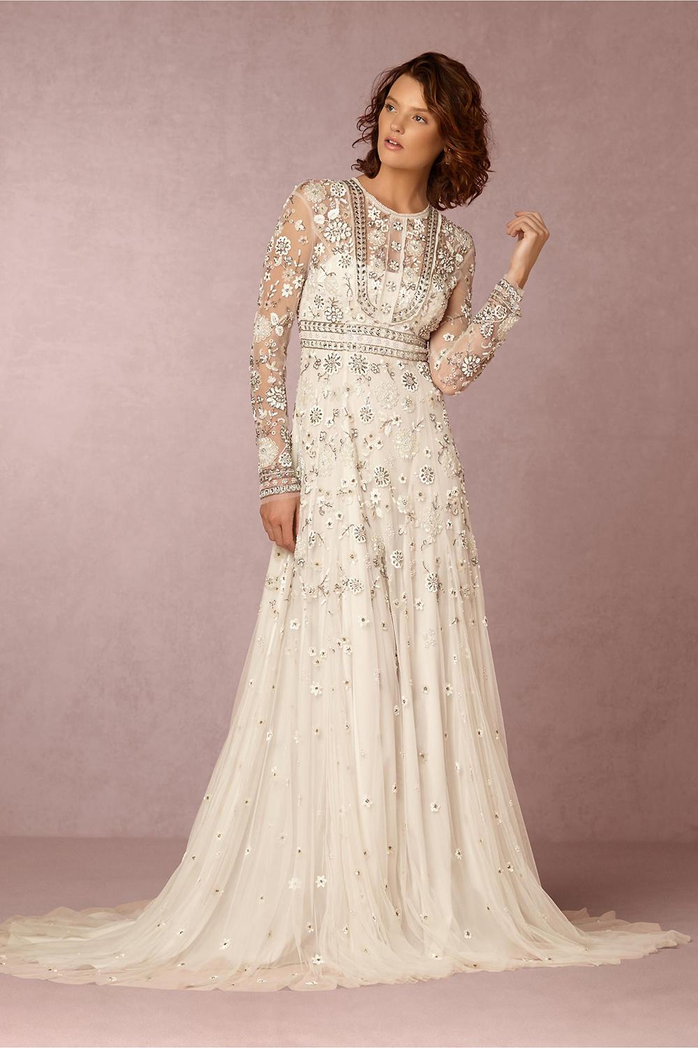 BHLDN Tabitha Gown - BHLDN Wedding Gowns