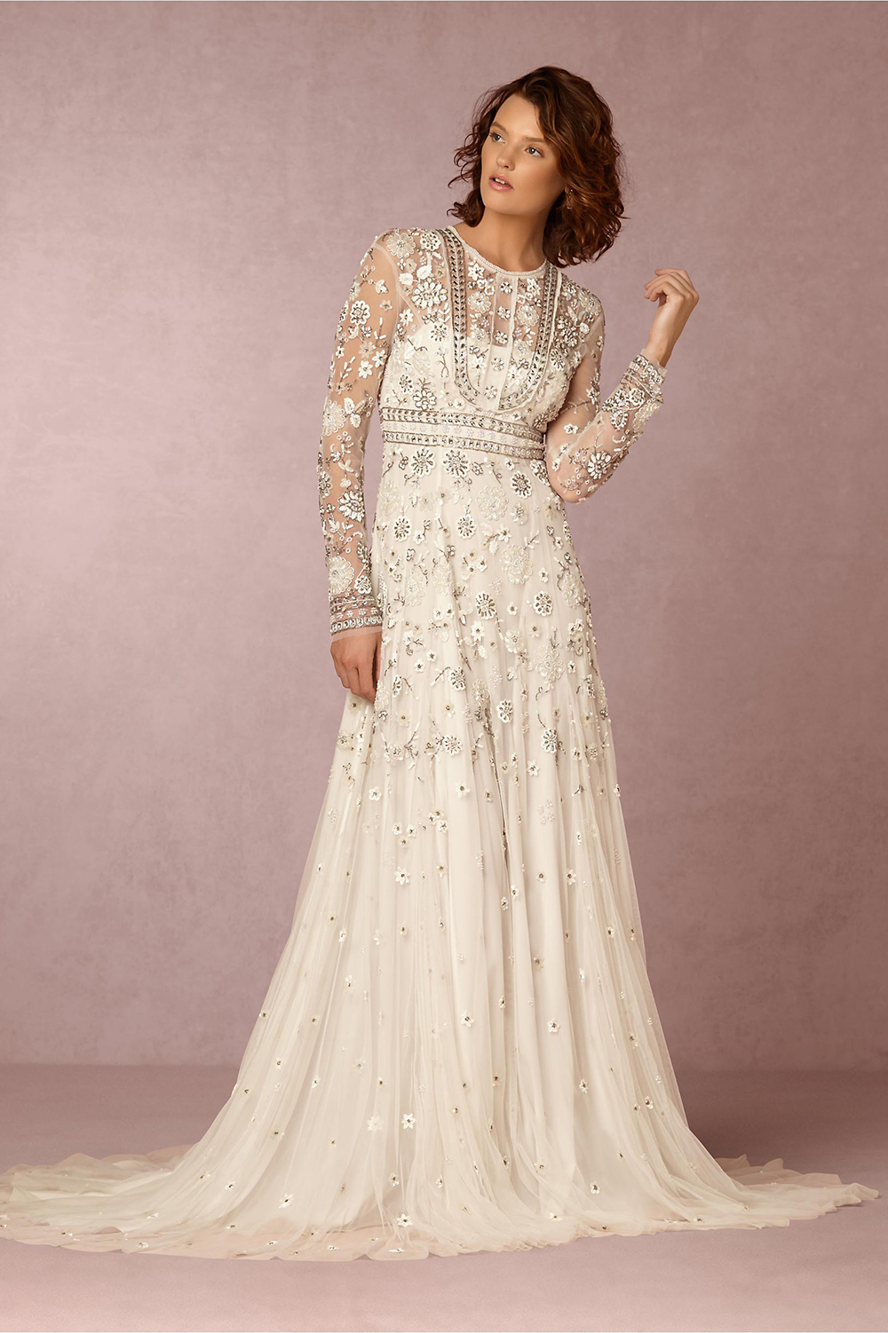 eaedcfa3182 BHLDN Tabitha Gown - BHLDN Wedding Gowns