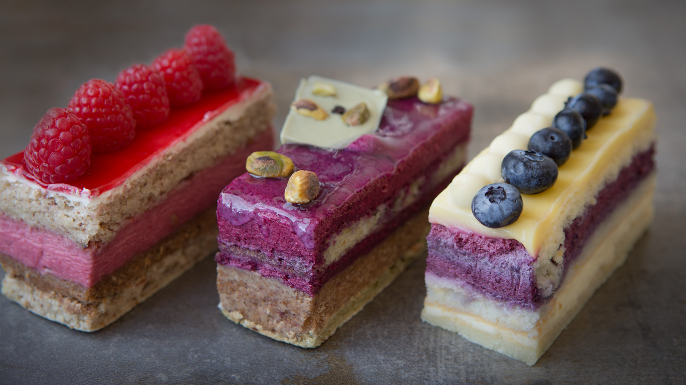 Bakery Nouveau pastries - Four Bakeries to Try in Seattle