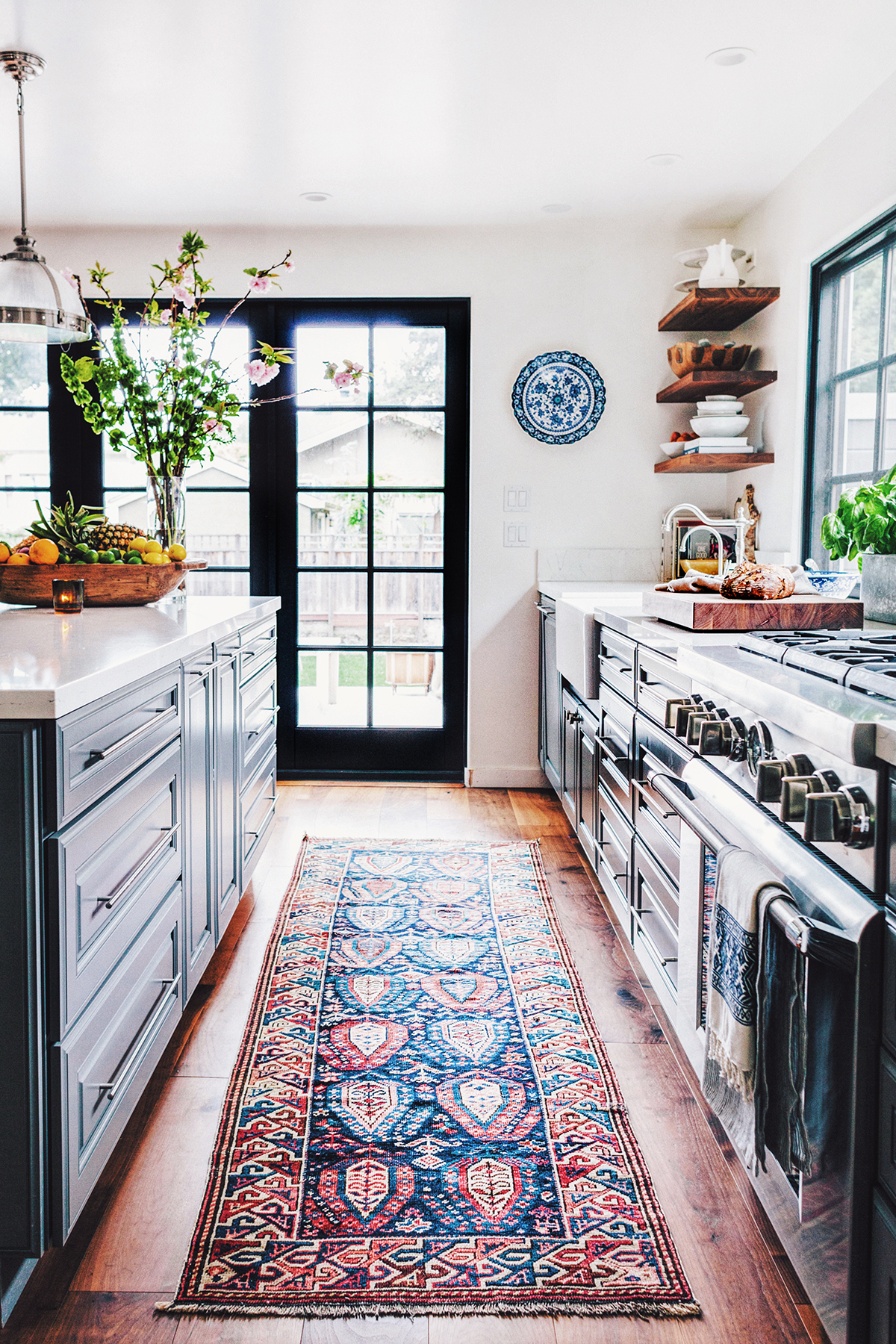 Finding The Right Antique Rug | Honestly WTF - Pinterest Picks - Bohemian Rugs