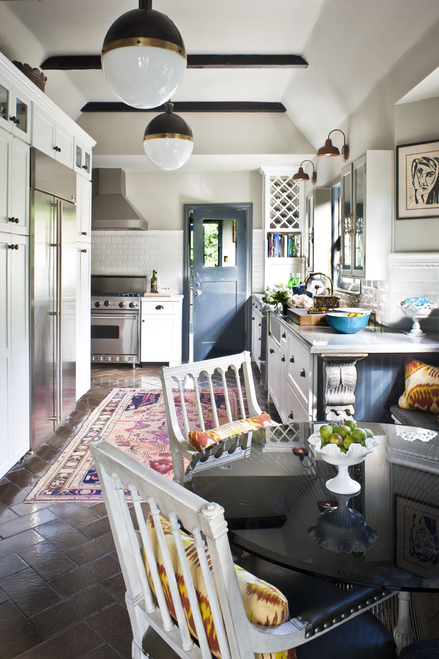 Guest Blogger- {Paloma Contreras from High Gloss Magazine} | Studio 25 - Pinterest Picks - Bohemian Rugs