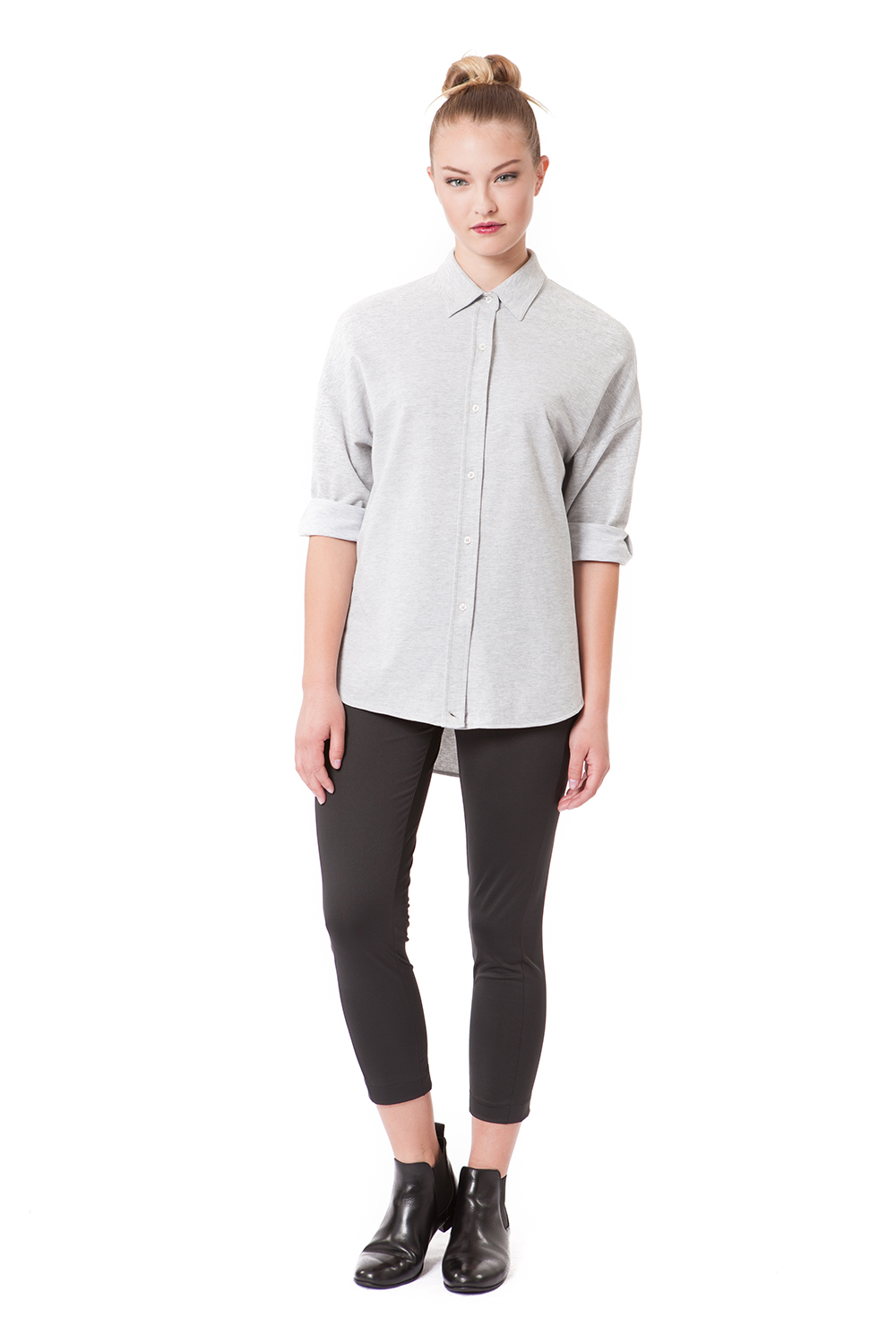 BUKI Ex-Boyfriend Shirt - BUKI Luxe Sportswear Collection