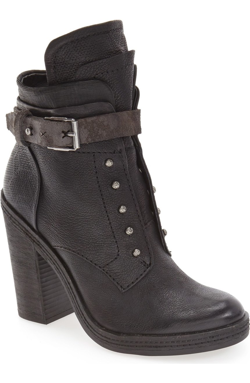 Dolce Vita 'Justin' Block Heel Bootie - Witchy Boots