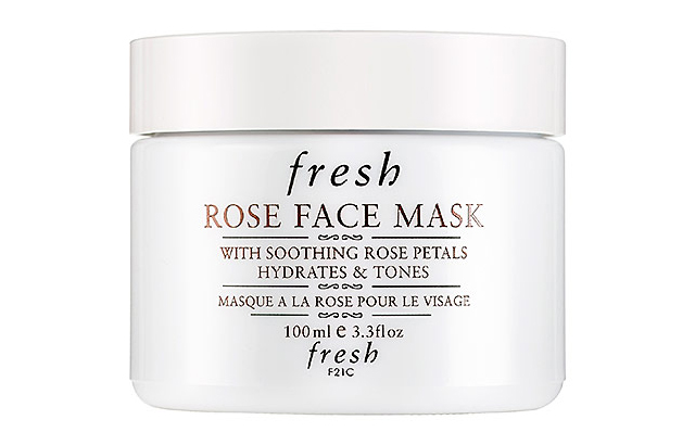 Fresh Rose Face Mask - Fresh Skincare Favorites