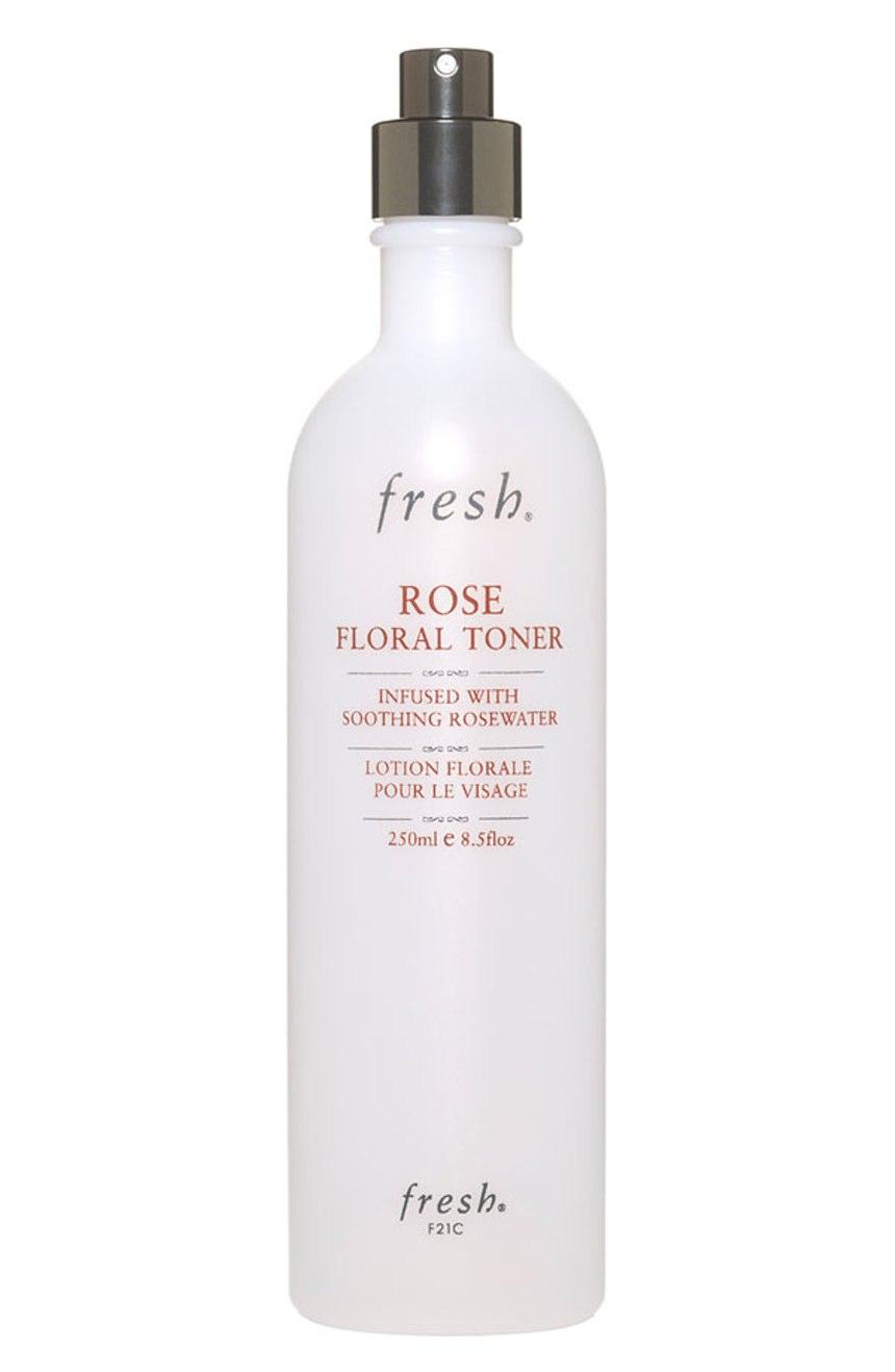 Fresh Rose Floral Toner - Fresh Skincare Favorites