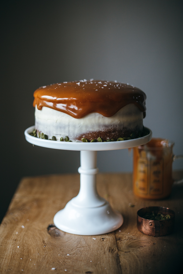 Pumpkin Layer Cake with Cream Cheese Frosting   My Name is Yeh - 10 Sweet Pumpkin Recipes