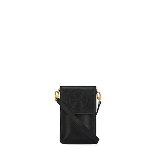 Tory Burch Perforated Logo Phone Cross-Body - 8 Chic Tech Accessories