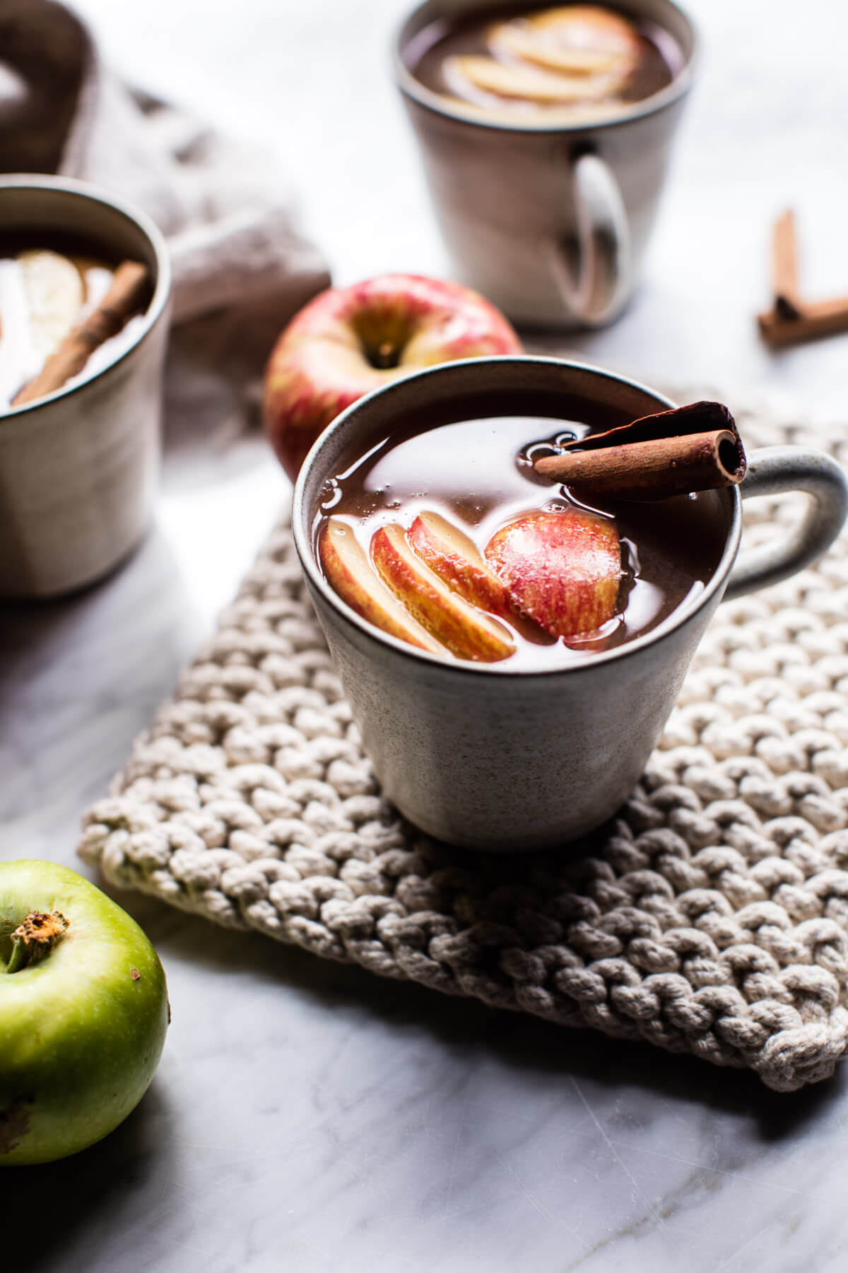 Maple Apple Cider | Half Baked Harvest - Pinterest Picks - 8 Tasty Holiday Mocktails