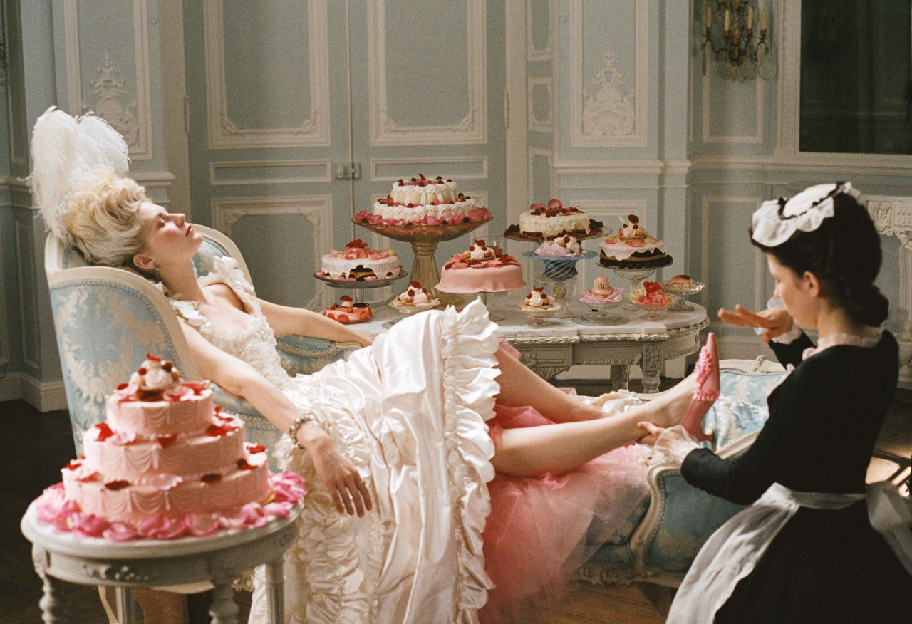Marie Antoinette Photo Credit: Sofia Coppola **ALL IMAGES ARE PROPERTY OF SONY PICTURES ENTERTAINMENT INC. FOR PROMOTIONAL USE ONLY. SALE, DUPLICATION - 2016 A Visual Survey with Style and Cheek