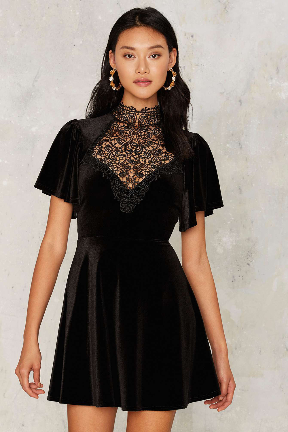Nasty Gal Kids in America Mini Dress - Unwrap These 10 Holiday Dresses