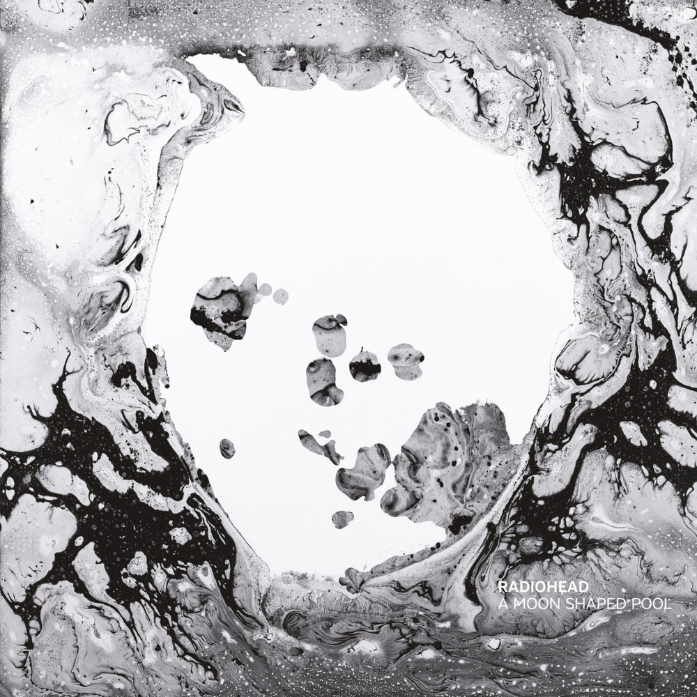 Radiohead A Moon Shaped Pool - The 12 Best of 2016