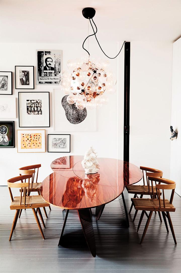 Modern Living in Istanbul   79 Ideas - Pinterest Picks - Dreamy Gallery Walls - Gallery Wall Inspiration