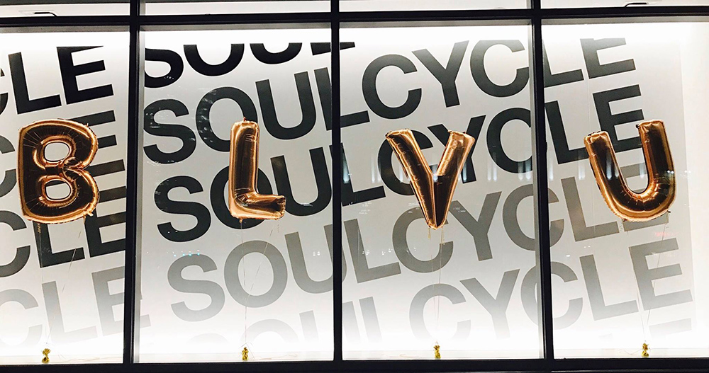 SoulCycle BLVU - Ride till You're High at SoulCycle BLVU | Style and Cheek