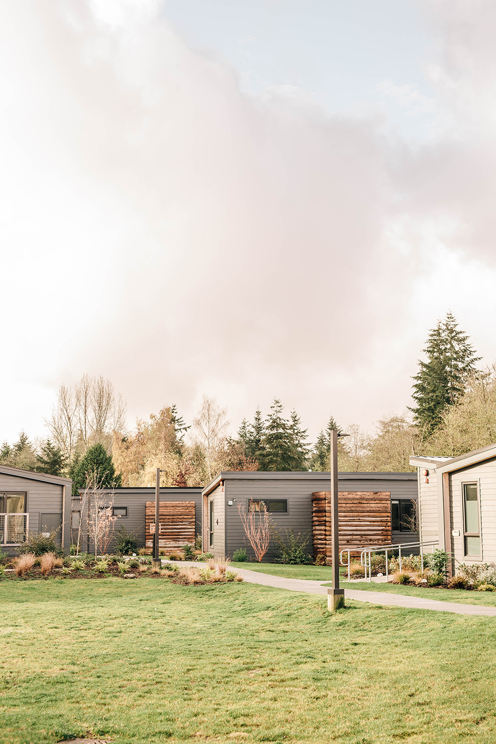 The Lodges on Vashon Exterior photo by Danny Owens - Vashon Island Travel Guide | Style and Cheek