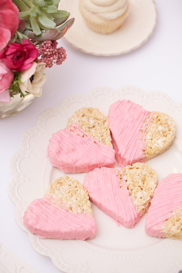 Cupid's Corner- Hosting a Valentine's Day Dessert Party | Lauren Conrad - Pinterest Picks - Galentine's Day Ideas