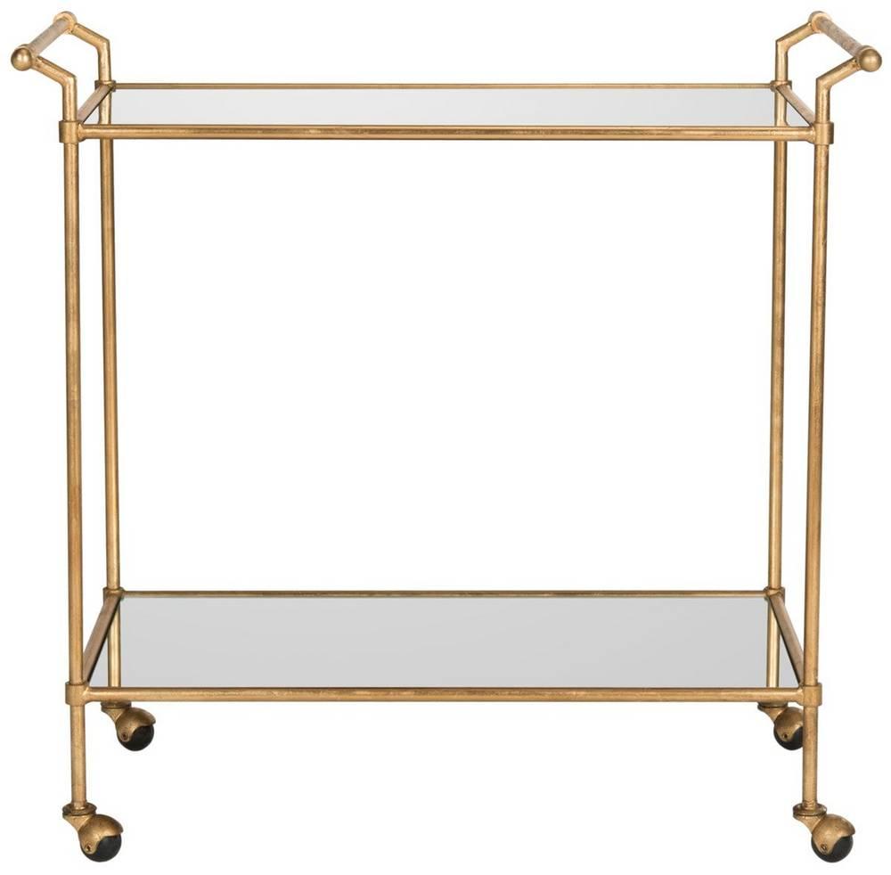 Domino Felicity Bar Cart - 10 Perfect Bar Carts for Entertaining