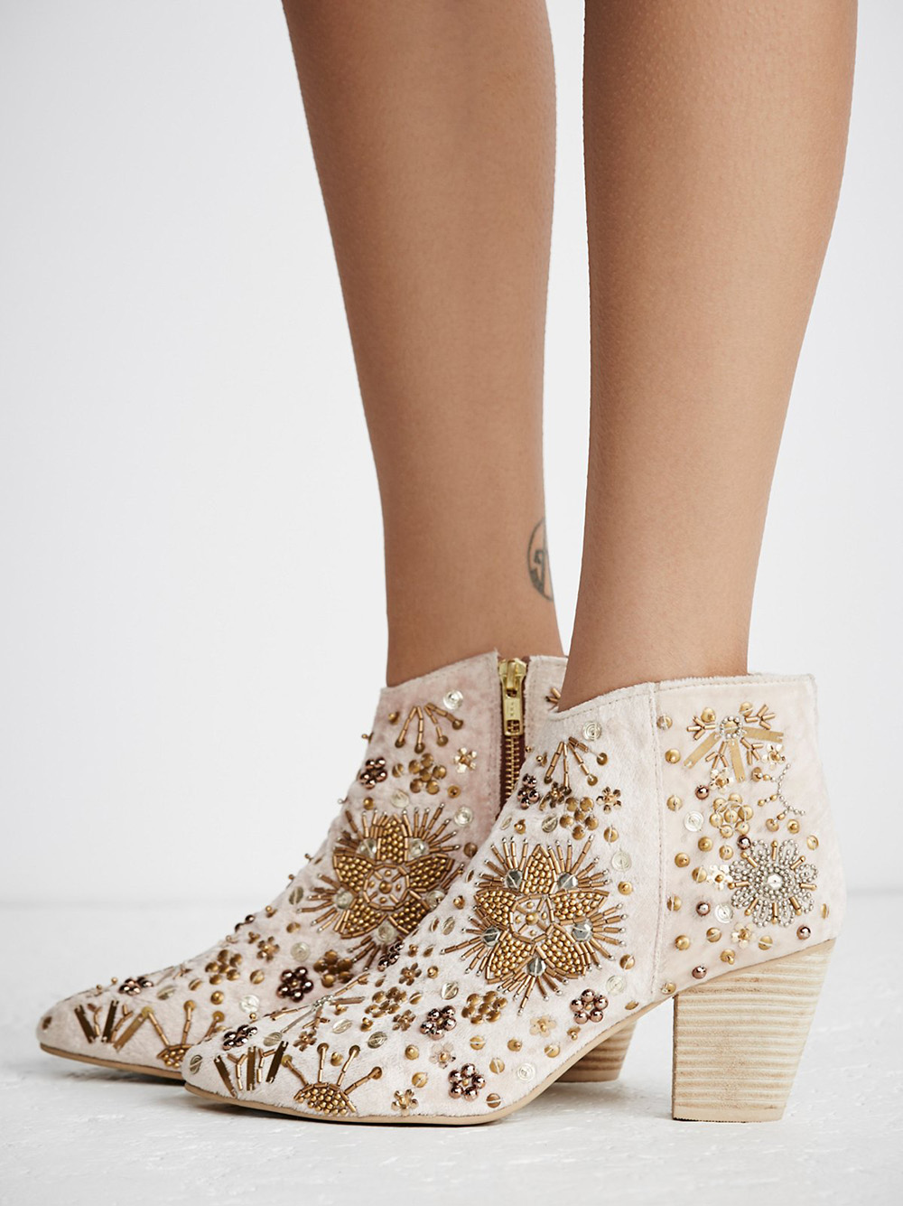 Free People Night Out Ankle Boot | Valentine's Day Gift Guide
