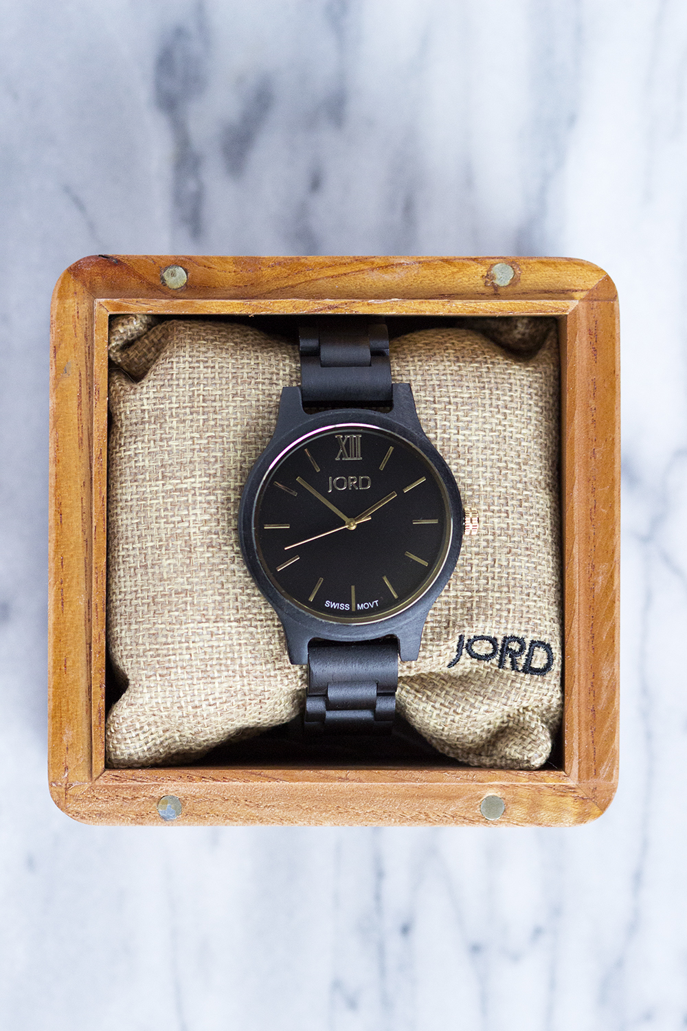 Getting Cozy with My New JORD Wood Watch Giveaway