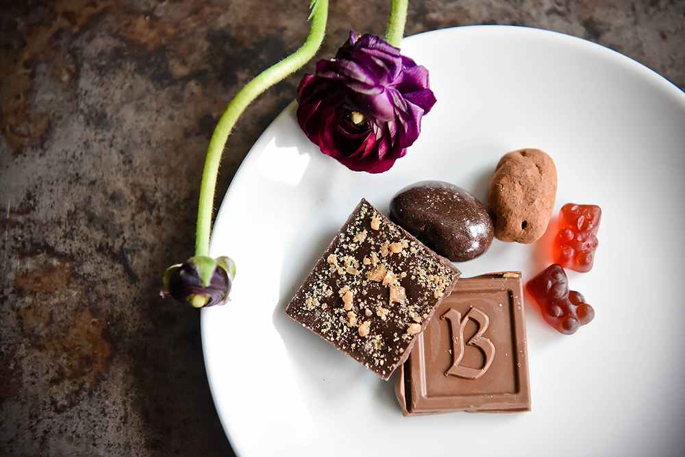 #MySweetGalentine Galentine's Day with Bissinger's Chocolatier at Bottlehouse Galentine's Day Event Vivian Hsu Photography