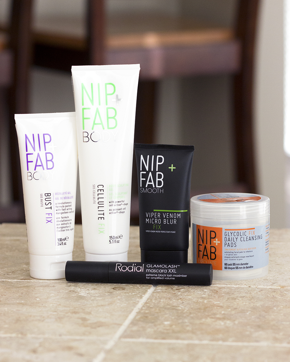 Rodial // Nip + Fab Beauty - Rodial Nip Fab Beauty Review