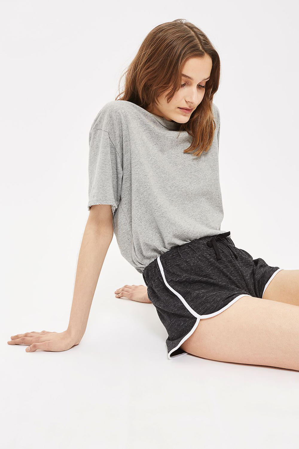 Topshop Sporty Neppy Runner Shorts - Wardrobe Refresh: Topshop for Spring