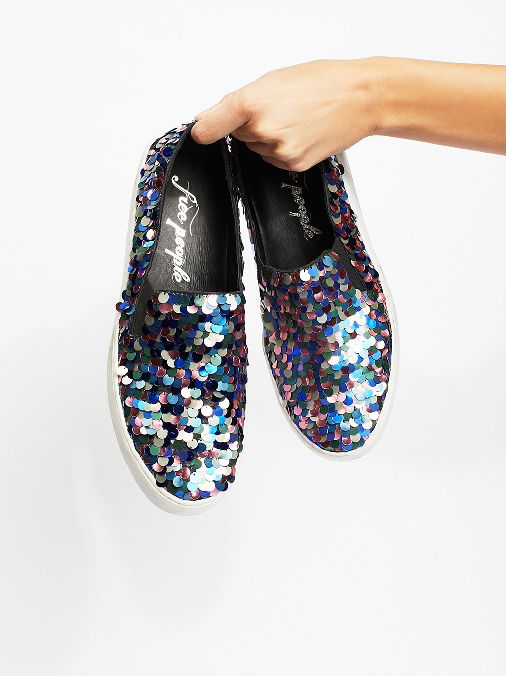 FP Collection Bouquet Slip-On Sneaker - Statement shoes