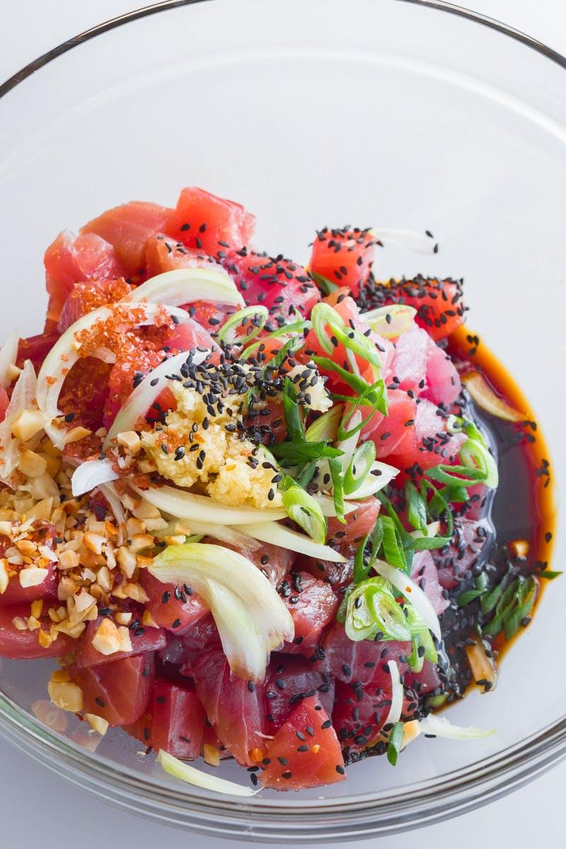 How To Make the Best Ahi Poke | The Kitchn - Poke Recipes