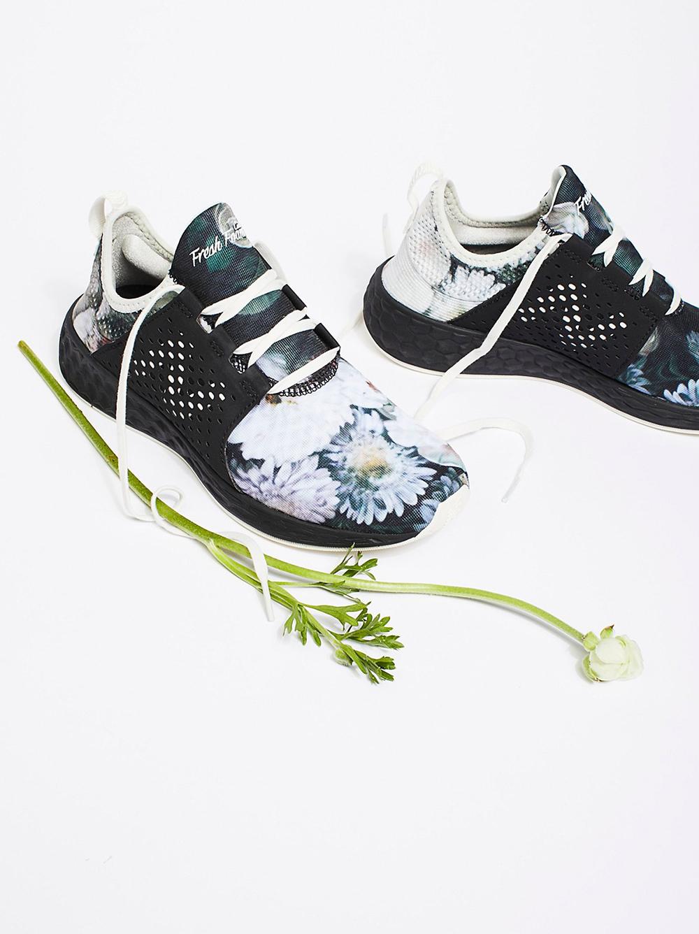 New Balance Fresh Foam Floral Trainer - Statement shoes