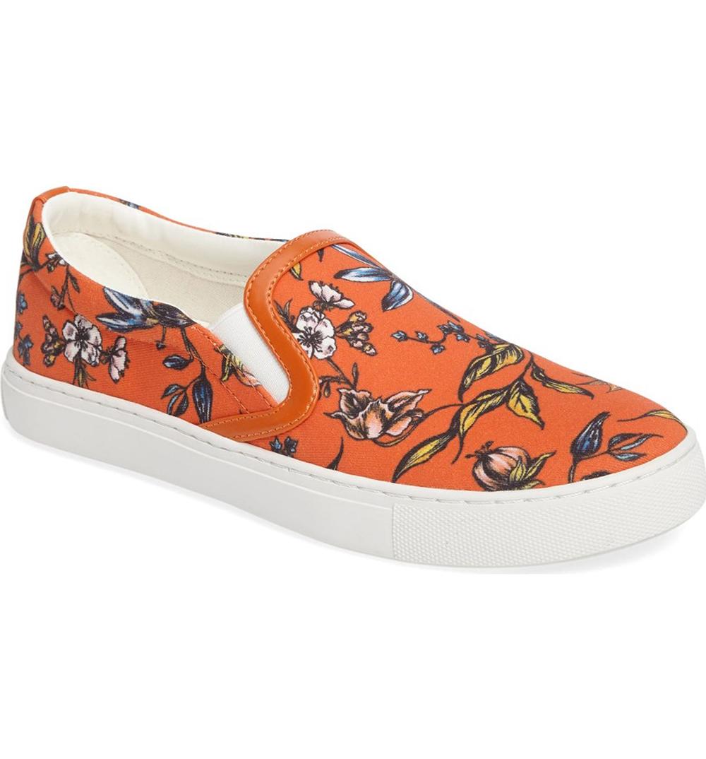 Sam Edelman Pixie Slip-On Sneaker - Statement shoes