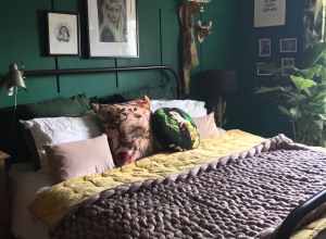 My Bedroom Renovation | The Girl With The Green Sofa