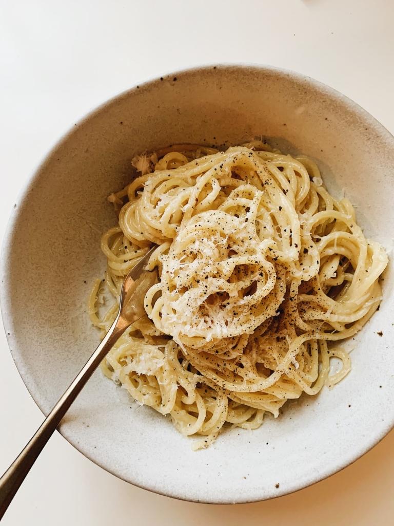 Samin Nosrat's Pasta Cacio e Pepe | The Kitchn